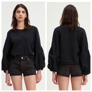 Levi's Made & Crafted • NWT Flounce Sweatshirt